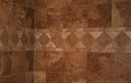 Make Your Statement with Tile
